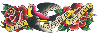Last Sparrow Tattoo Banner