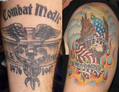us army combat medic tattoos for men. Black Bedroom Furniture Sets. Home Design Ideas