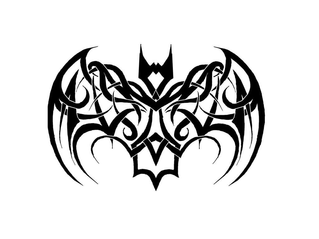 bacardi bat tattoo designs the image kid has it. Black Bedroom Furniture Sets. Home Design Ideas