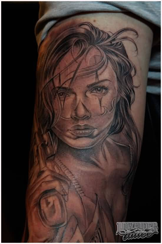 gangster tattoo ideas and gangster tattoo designs page 17
