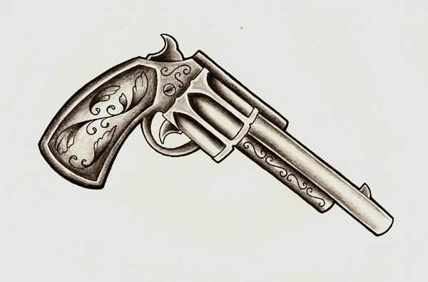 gun tattoo ideas and gun tattoo designs page 67