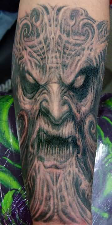 Horror Tattoo Ideas and Horror Tattoo Designs | Page 44
