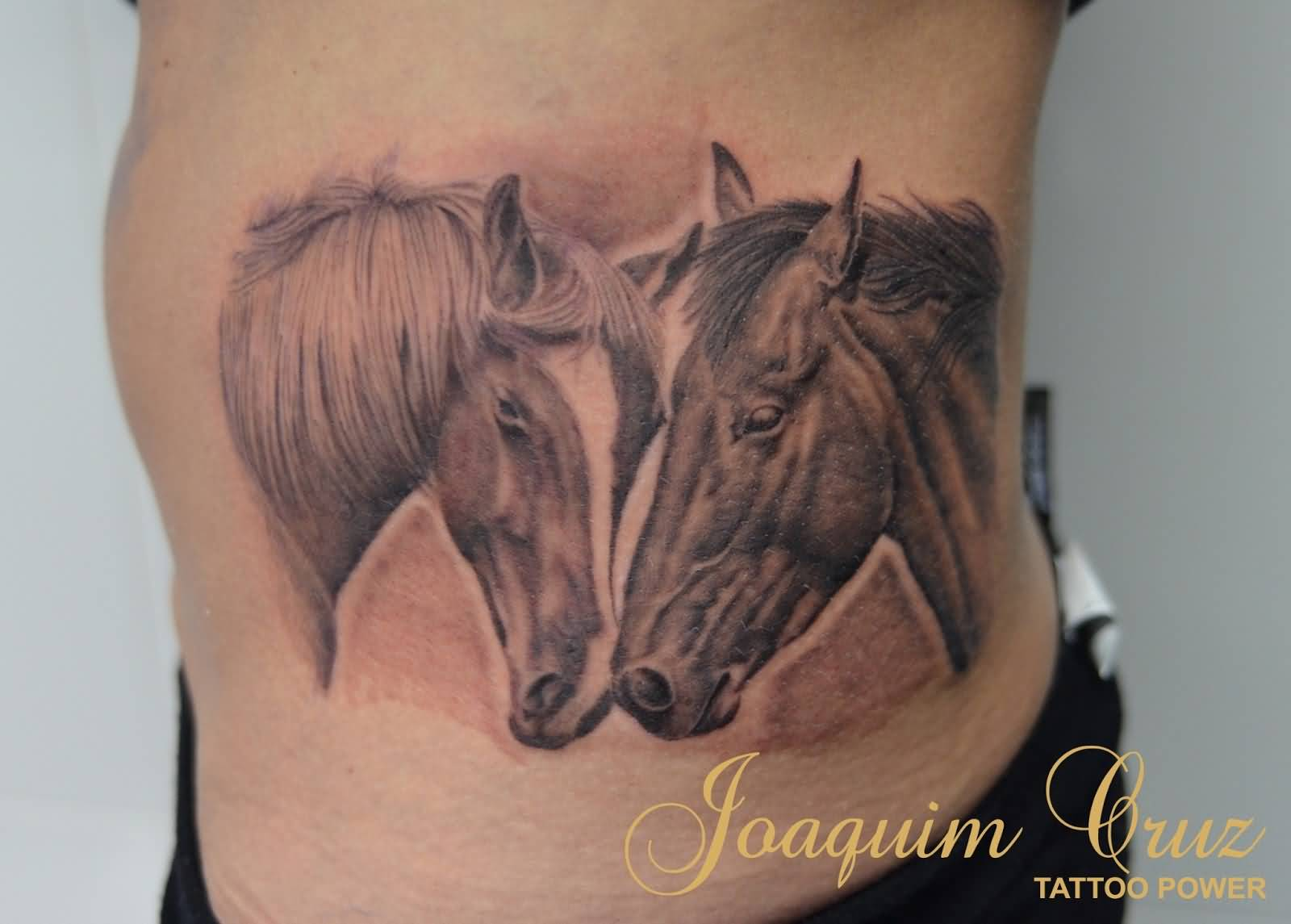 horse tattoo lovely horse and jockey thorough bred horse racing design. Black Bedroom Furniture Sets. Home Design Ideas