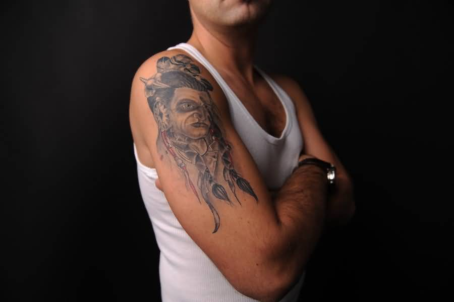 Indian tattoo ideas and indian tattoo designs page 3 for Tattoos on old skin