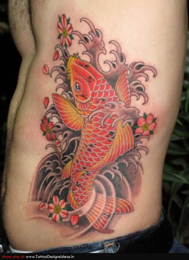 Best koi fish for sale on ribs for Purple koi fish for sale