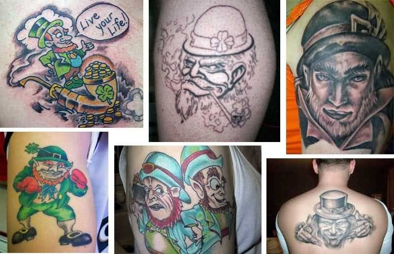 Different Type Of Irish Tattoo Gallery