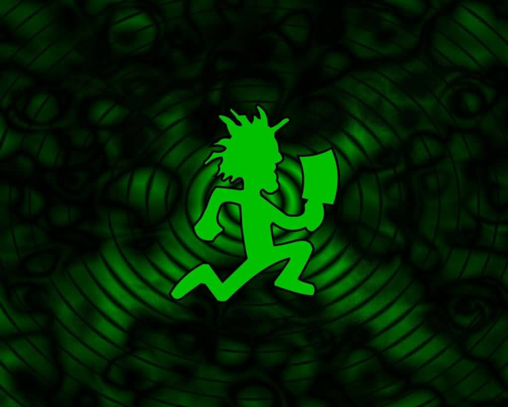 Fantastic Flash Juggalo Tattoo Design
