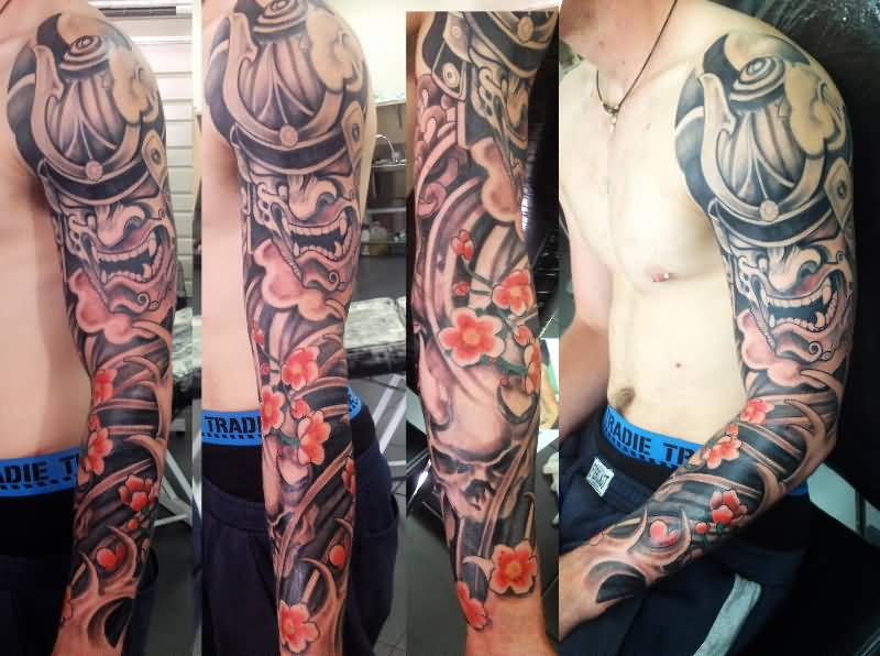 Think, that japanese warrior tattoo remarkable