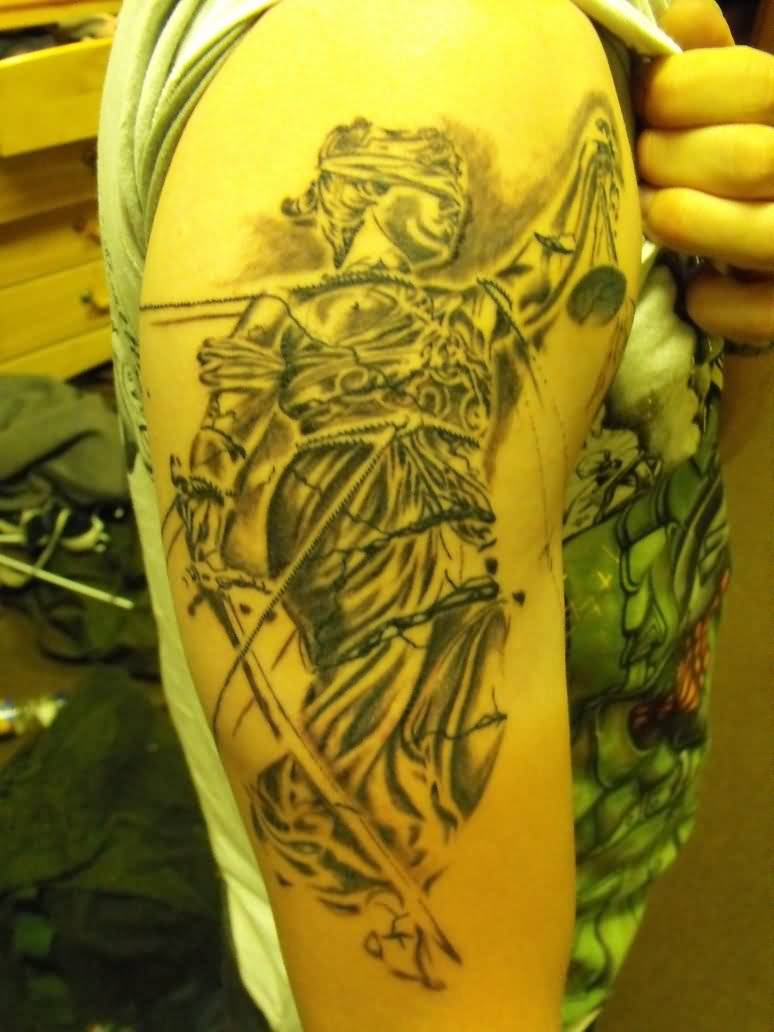 justice tattoos - images  pictures - page 2