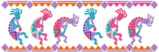 Tribal Kokopelli Tattoo Design Fabulous