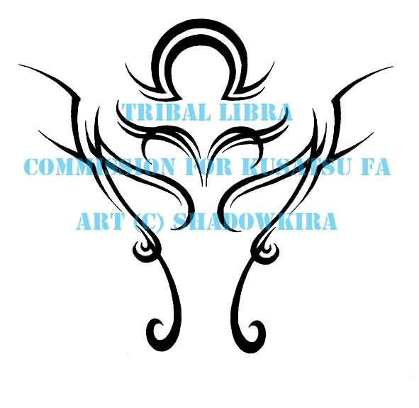 libra tattoo ideas and libra tattoo designs page 10