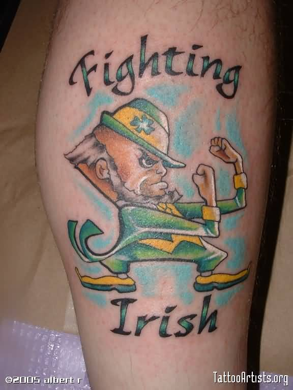 Leprechaun Tattoos Images Pictures Page 7 Tattoos Hunter