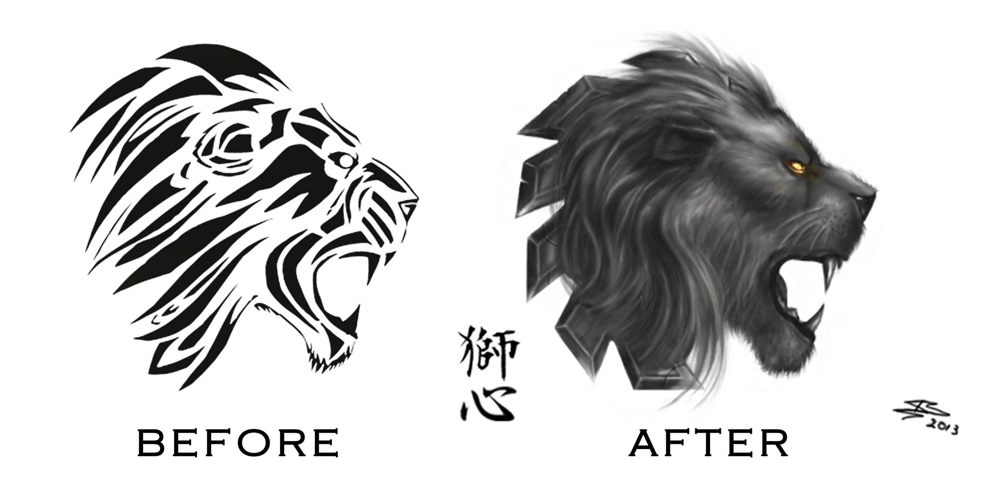 Leo Tattoo Ideas and Leo Tattoo Designs