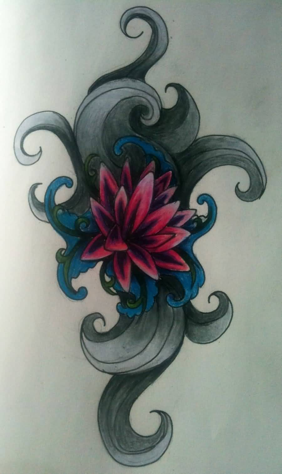 Lily tattoo ideas and lily tattoo designs page 8 lily flower tattoo design on paper izmirmasajfo