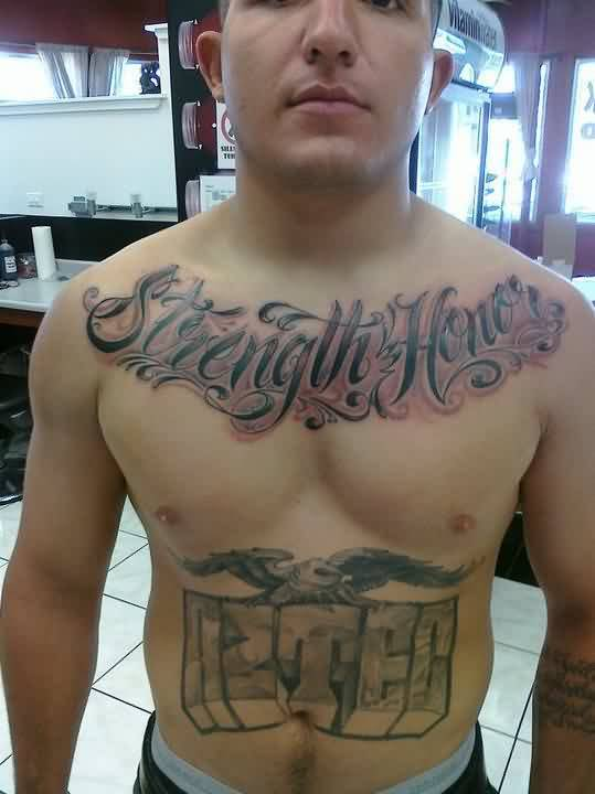 Lettering tattoo ideas and lettering tattoo designs page 23 for Stone tattoo letters