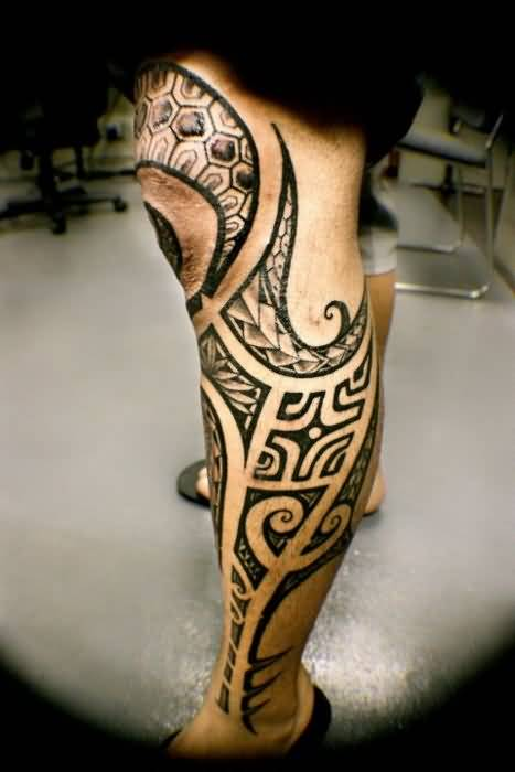Leg tattoo ideas and leg tattoo designs page 61 for Thigh tattoo designs for men