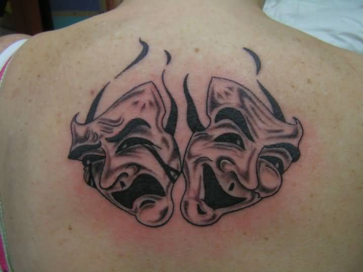 Mask tattoo ideas and mask tattoo designs page 84 for Face mask tattoo