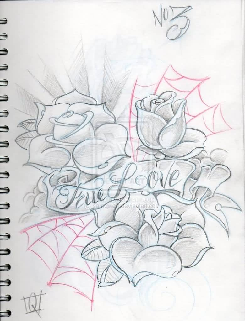 Love tattoo ideas and love tattoo designs page 6 for Drawing tattoos on paper