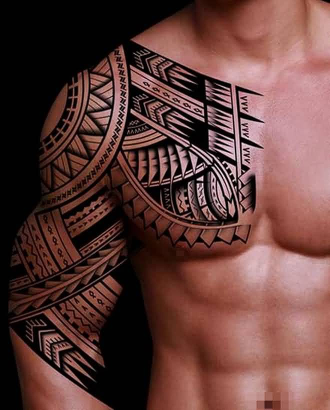 African Sleeve Tattoo Ideas and African Sleeve Tattoo ...