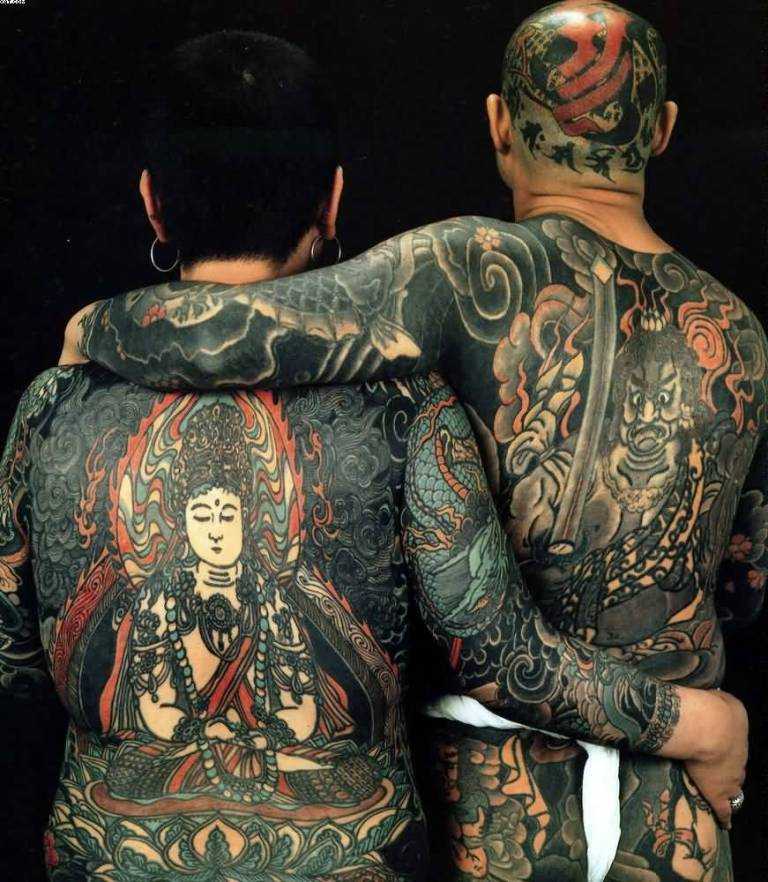 Asian men tattoo ideas and asian men tattoo designs page 2 for Oriental tattoo