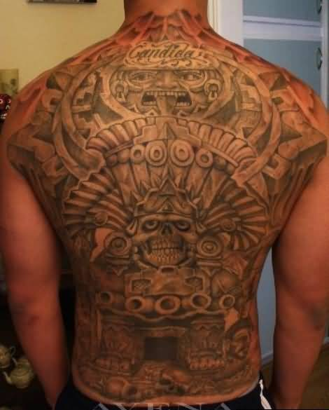 aztec men tattoo ideas and aztec men tattoo designs page 3. Black Bedroom Furniture Sets. Home Design Ideas