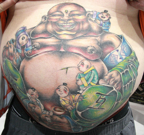 Men Belly Tattoos Images Pictures Page 3 Tattoos Hunter