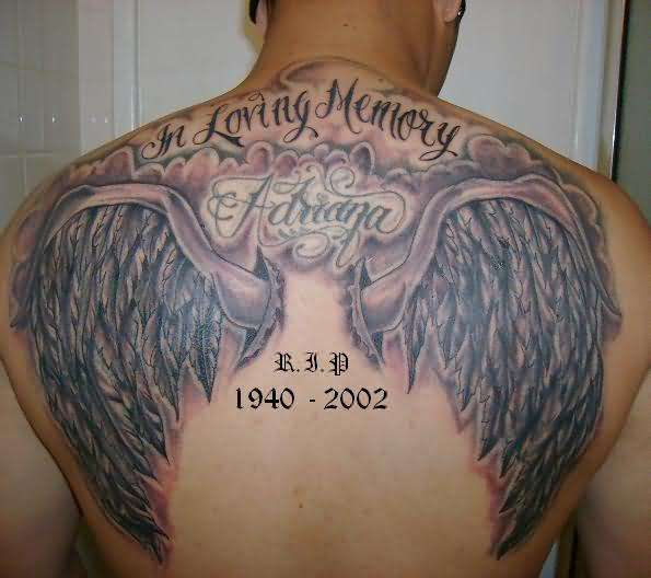 64 tattoos awesome upper back tattoo designs back tattoos page