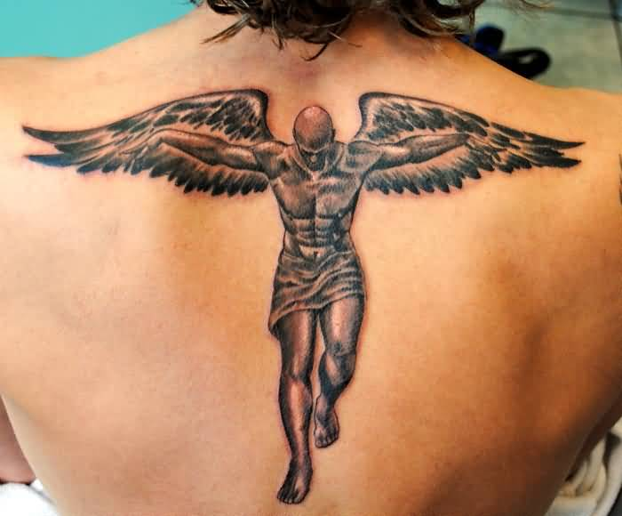 Men back tattoo ideas and men back tattoo designs page 4 for Tattoos on back