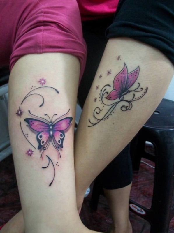 butterfly women tattoo ideas and butterfly women tattoo designs page 2. Black Bedroom Furniture Sets. Home Design Ideas