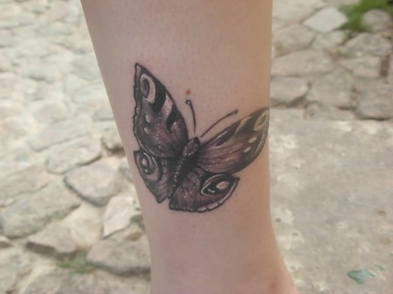 Mind Blowing Butterfly Tattoo Made By Expert 5
