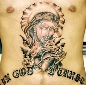 Jesus christian tattoo ideas and jesus christian tattoo for Religious chest tattoos