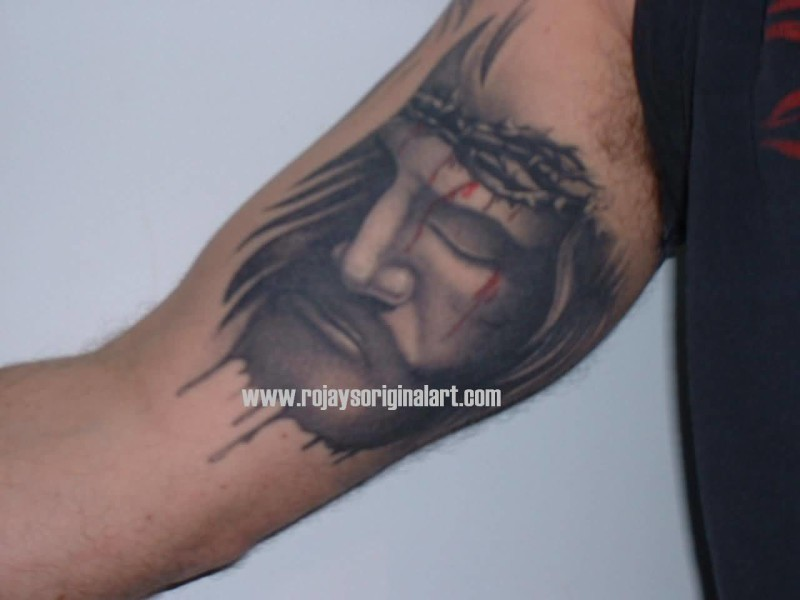 Jesus Christian Tattoo Ideas And Jesus Christian Tattoo Designs Page 5