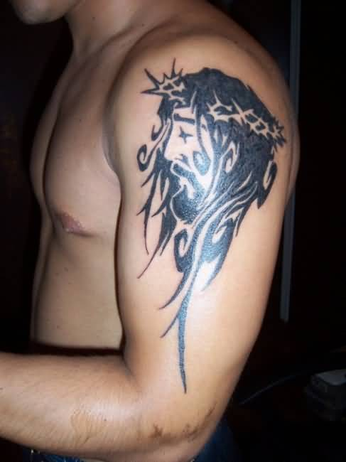 Jesus christian tattoo ideas and jesus christian tattoo for Christians and tattoos