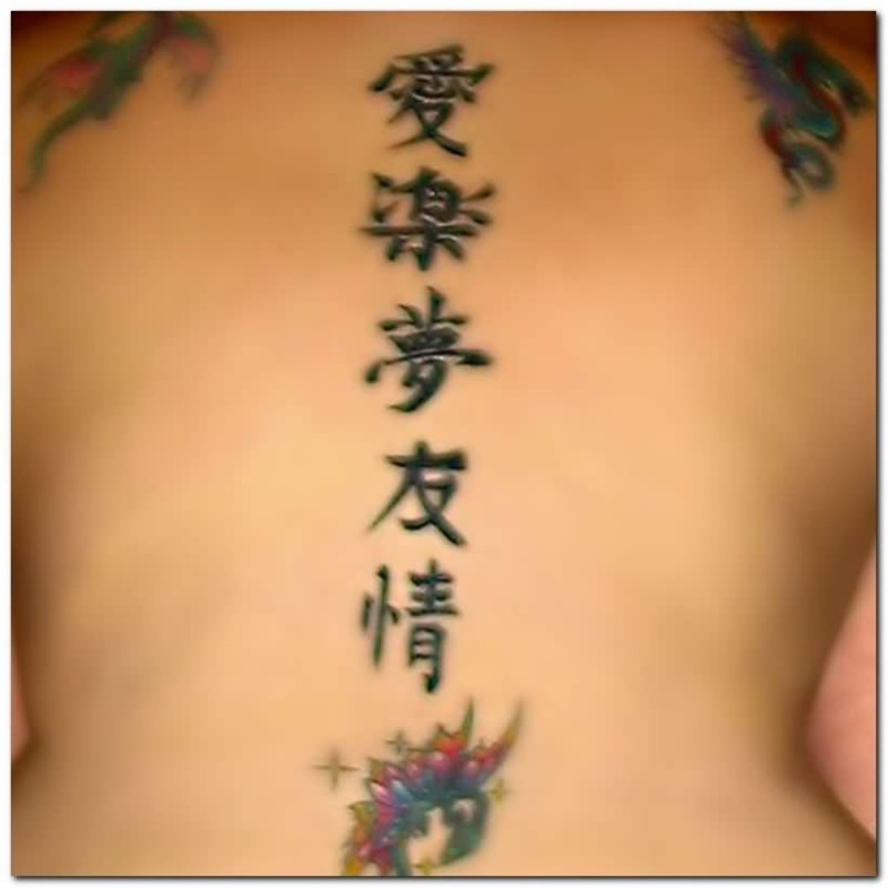 Chinese Tattoo Ideas And Chinese Tattoo Designs