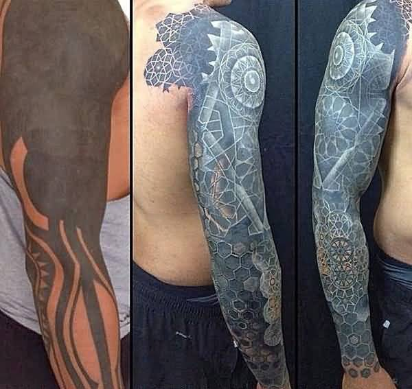 cover up tattoo ideas and cover up tattoo designs page 3