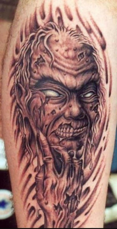 demon face tattoo ideas and demon face tattoo designs page 2