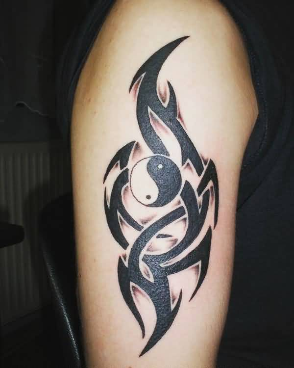 yin yang tattoo ideas and yin yang tattoo designs page 4