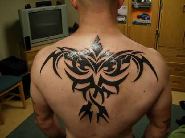 Crow Back Tattoo Ideas and Crow Back Tattoo Designs | Page 5