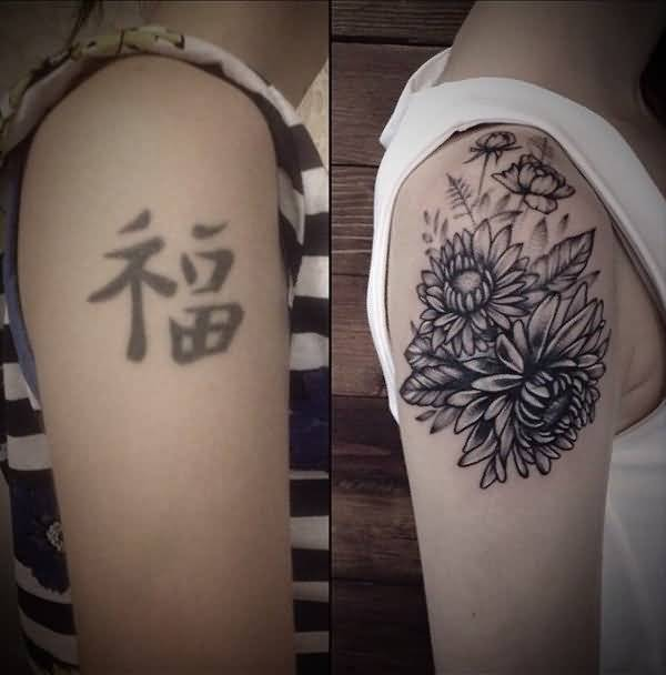 Cover up tattoo ideas and cover up tattoo designs page 7 for How to conceal tattoo
