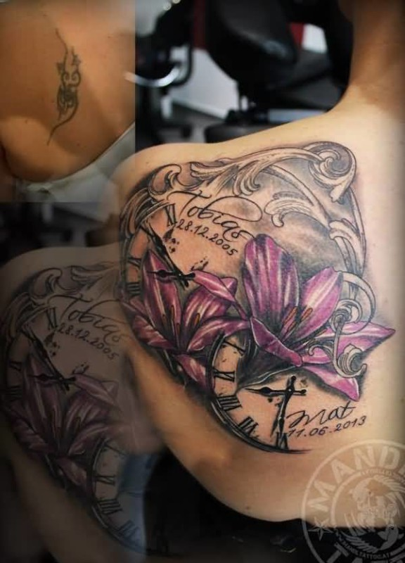 Cover Up Tattoo Ideas and Cover Up Tattoo Designs | Page 2
