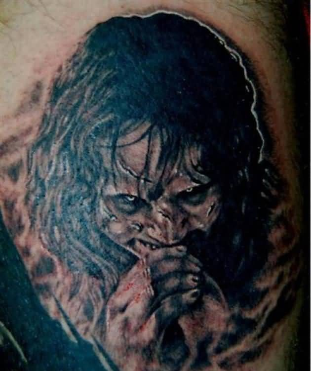 scary death tattoo ideas and scary death tattoo designs