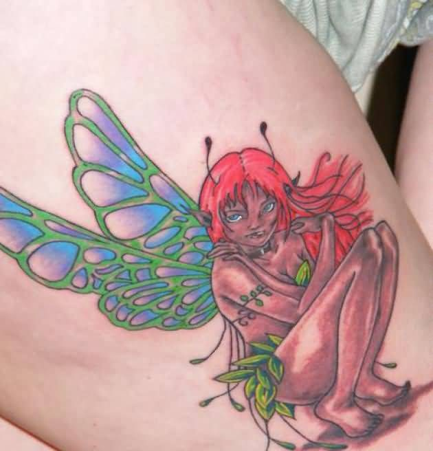 Fairy Wings Tattoo Ideas and Fairy Wings Tattoo Designs ...