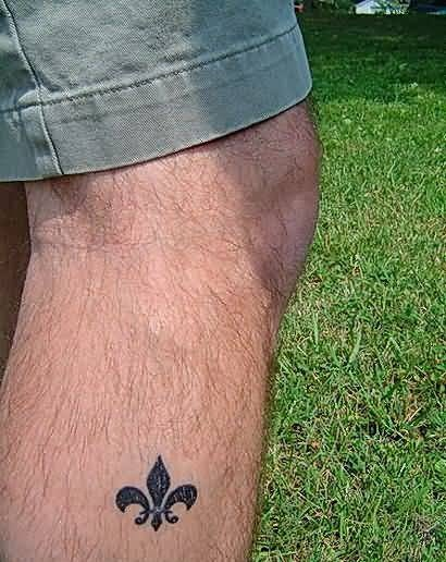 Small Fleur De Lis Tattoo Ideas And Small Fleur De Lis