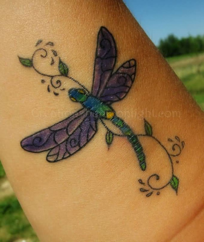 dragonfly tattoo ideas and dragonfly tattoo designs page 4. Black Bedroom Furniture Sets. Home Design Ideas