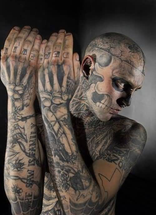 extreme men tattoo ideas and extreme men tattoo designs page 3. Black Bedroom Furniture Sets. Home Design Ideas