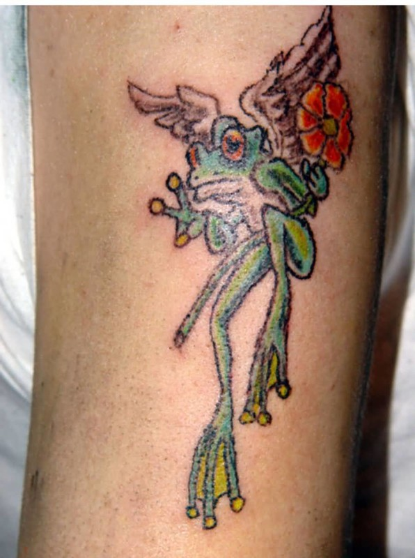 Frog Tattoos Images Pictures Page 2 Tattoos Hunter