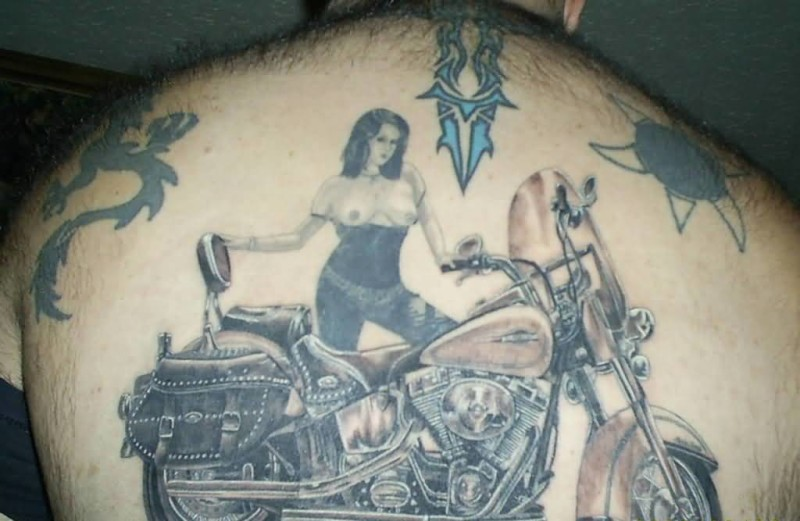 Girl back tattoo ideas and girl back tattoo designs page 2 for Simple back tattoos for guys