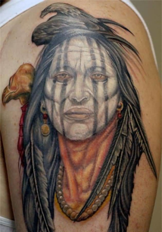 Most Amazing Simple Tattoos: Indian Sleeve Tattoo Ideas And Indian Sleeve Tattoo