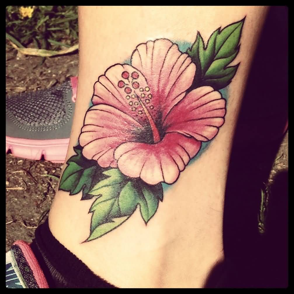 24 Hibiscus Flower Tattoos Designs Trends Ideas: Hibiscus Flower Tattoo Ideas And Hibiscus Flower Tattoo