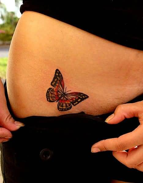 Girl hip tattoos designs images pictures for Girlfriend tattoo designs